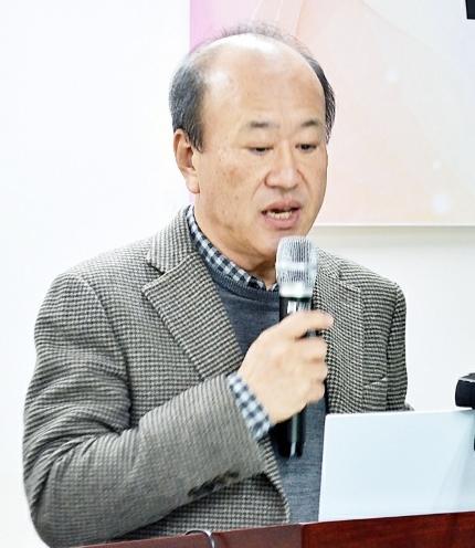 이재현 성균관대학교 교수(사진제공=한국의약품유통협회)