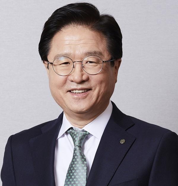 조욱제 유한양행 제22대 사장 (사진제공=유한양행)